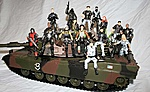 GI Joe on Tank 012