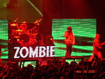 AWSOME Rob Zombie Show In Milwaukee 11/19/09