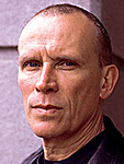 My best friend in the world, famed actor Peter Weller.
