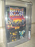Battle Beasts 1986  Series 1  Ferocius Tiger/Colonel Bird  AFA 85