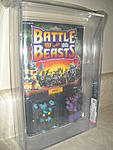 Battle Beasts 1986  Series 1  Bighorn Sheep/Bloodthirsty Bison  AFA 85