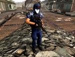 Revised Cobra Viper (Male) for my Fallout 3 GI Joe Mod