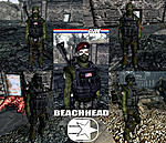 Beachhead From my GI Joe mod for Fallout 3...this is also a WIP companion mod similar to my Firefly Companion mod.