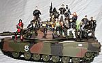 GI Joe on Tank 002