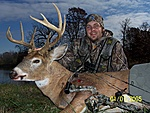 Whitetail Hero Harvest Pictures...the Realtree Ninja