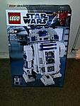 Lego Star Wars Ultimate Collectors Series R2-D2