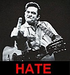 Johnny Cash Hates You!