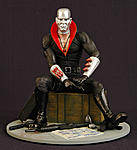 Unproduced Destro Statue by DST