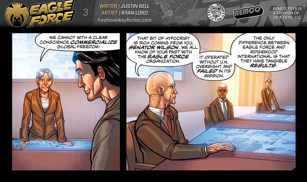 Eagle Force Returns Shattered Peace Web Comic - PIC HEAVY-eagle-force-returns-shattered-peace-page-3.png