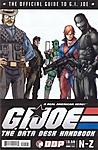 G.I. Joe Comic Archive: Battle Files, Sourcebook, Data Desk Handbook and Frontline-datadesknz.jpg