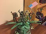 Custom Statue Of Liberty head diorama from opening of GI JOE: THE MOVIE-img_2703.jpg