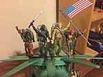 Custom Statue Of Liberty head diorama from opening of GI JOE: THE MOVIE-img_2705.jpg