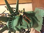 Custom Statue Of Liberty head diorama from opening of GI JOE: THE MOVIE-img_2702.jpg