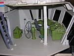 USS Flagg 100% Complete in KC MO with box, I pay Gas!-bridge.jpg