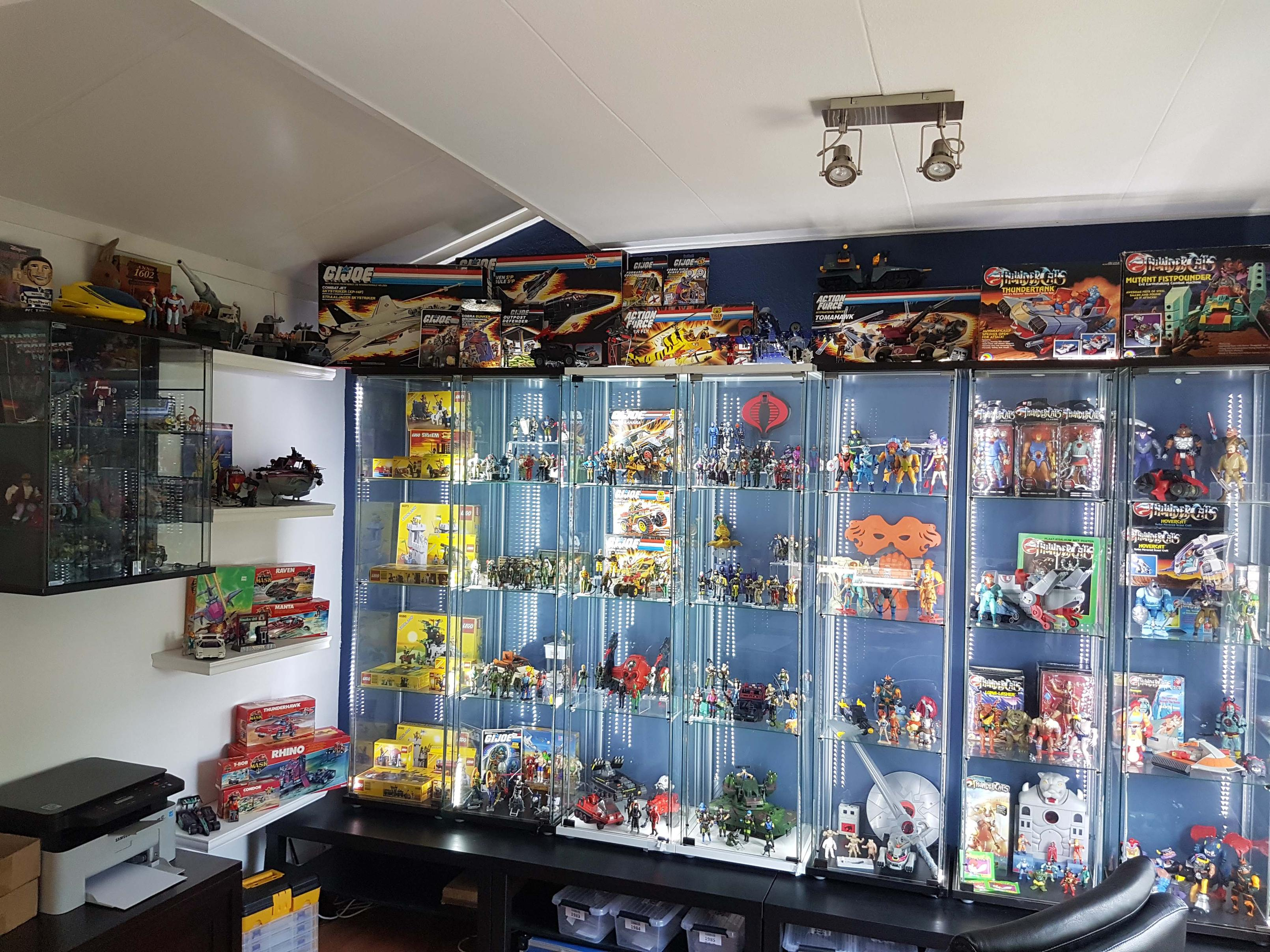 My Humble Vintage Toys Collection Hisstank Com