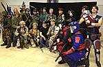 ToyFusion 2012 with Larry Hama and Cobra 1st Legion-1.jpg