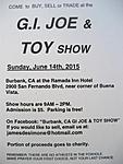 Burbank, CA G.I.JOE & TOY SHOW - Sunday, June 14th, 2015-juneflyer.jpg