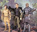 Stargate Contest Entry-Jaffa, Tok'ra, SGC Team by Turner-group-jungle.jpg