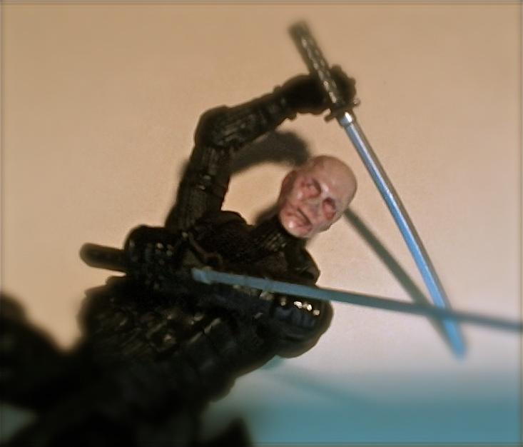 Gi Joe Retaliation Snake Eyes Unmasked 8799 | BURSARY