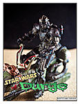 Star Wars Clone Wars Durge w/ speeder bike -KeepitcleanCustoms-8302227111_a9141a85d0_b.jpg
