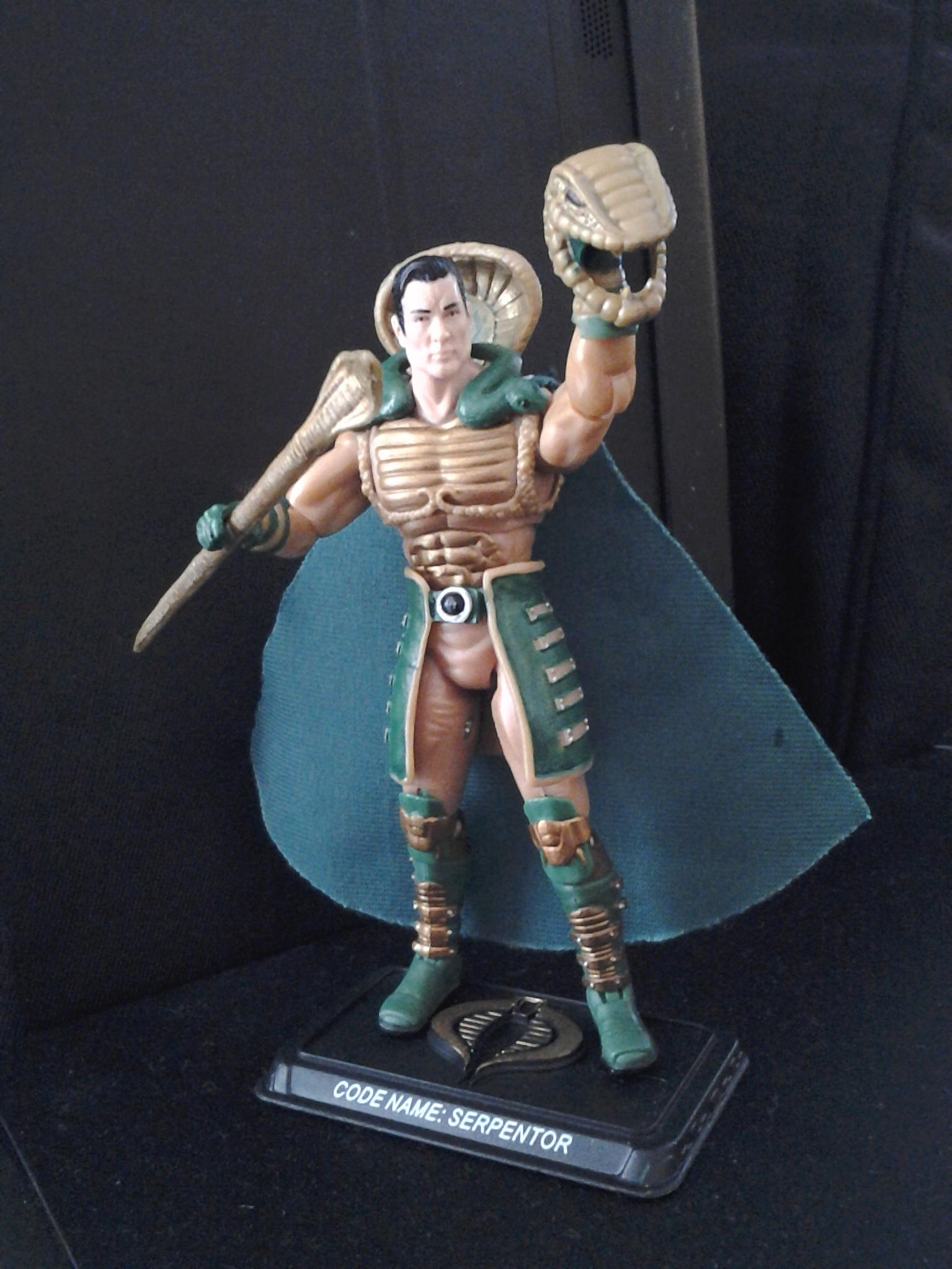 Quick and dirty Ultimate Serpentor-20130914_100443.jpg