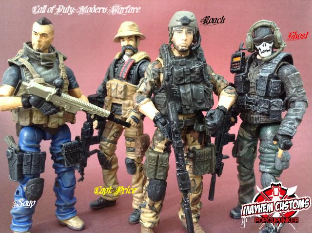 Call Of Duty Mw2 Capt Price And Roach Hisstank Com