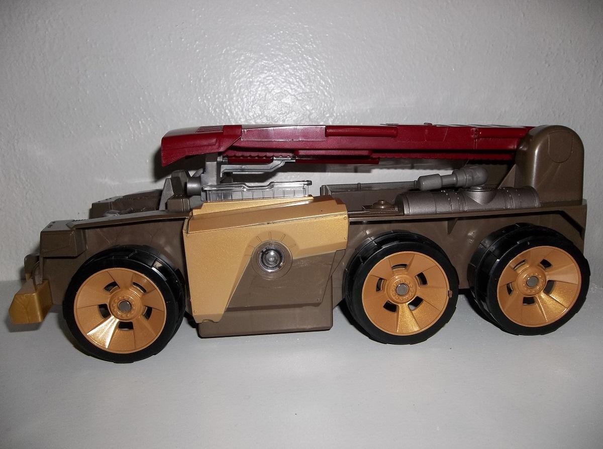 GI Joe Vehicle Cobra MAGGOT Roller Wheel 1987 Original Part