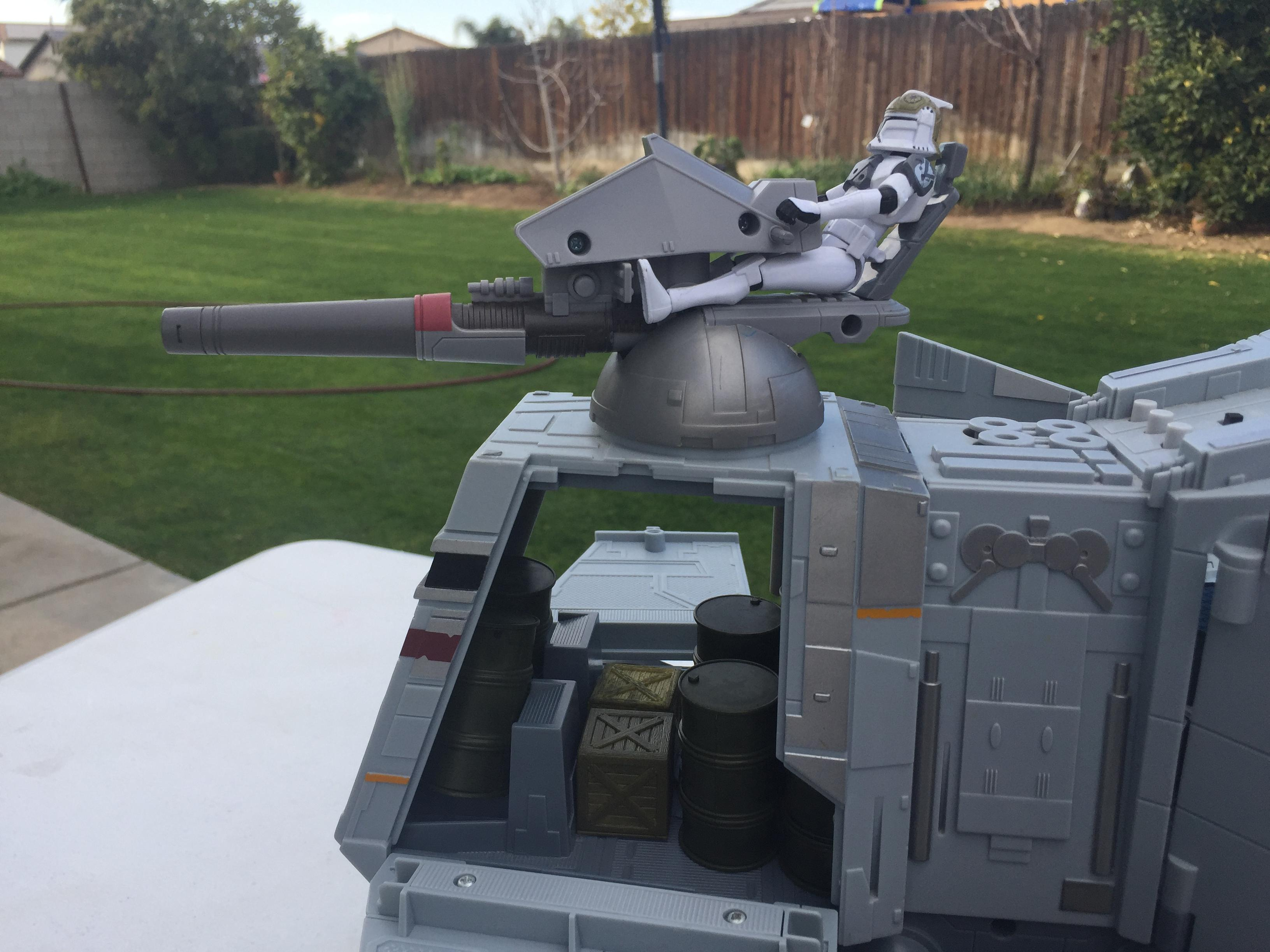 Custom Clone Wars Vehicles - HissTank com