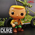Custom Funko Pop! Duke from G.I.Joe  action figure by Hunter Knight Customs-duke11aa.jpg