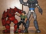 ARISE! Custom Red Serpentor Monster!-punch.jpg