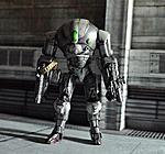 Cyber Metal- Cyborg Sentry Unit-ipisentry03.jpg