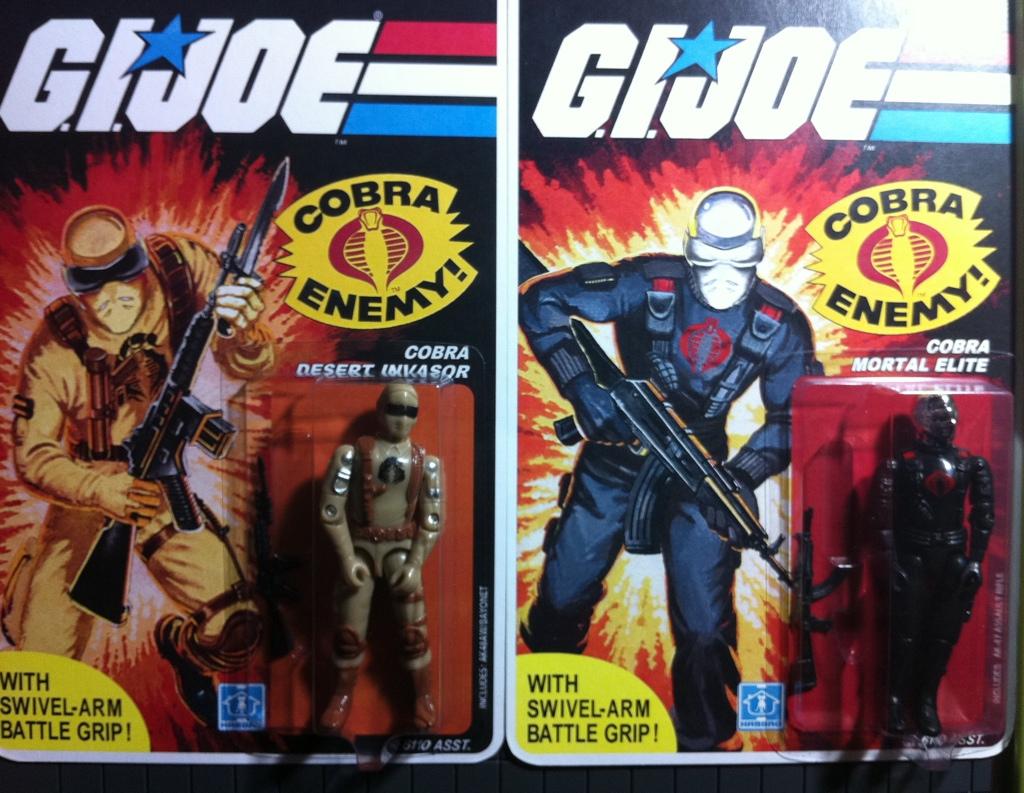 Cobra commander unmasked - photo#17