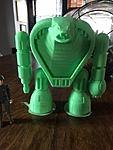 Cobra SNAKE Robot 7.5 Inches Tall-snake-2.jpg
