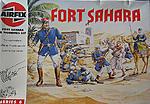 Airfix Fort Sahara at scale 1:18-airfixsahara.jpg