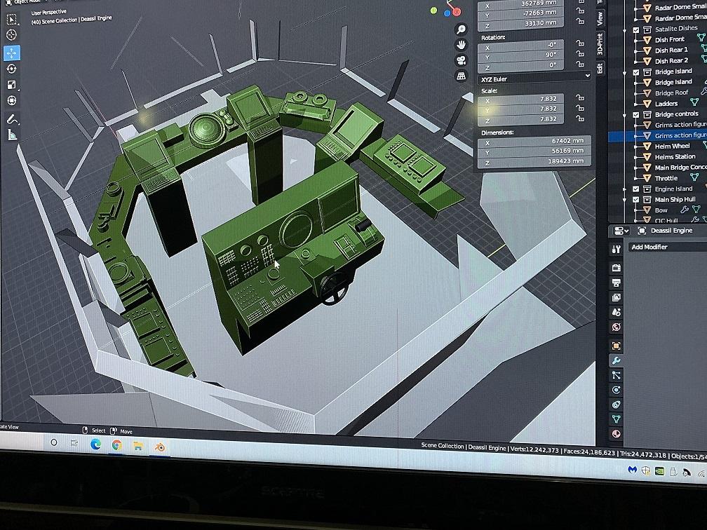 Custom USS Destroyer upgrade project-bridge_finish_1.jpg