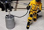 Keg with Party Tap (Magnetic, 1:18 scale)-keg-118-01hiss.jpg