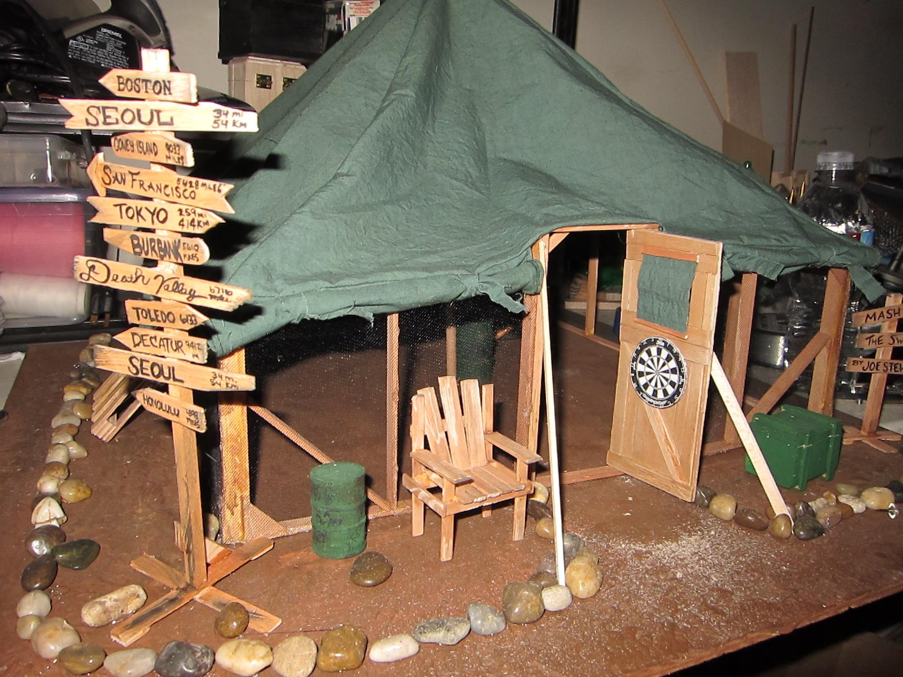 M*A*S*H 4077 Sw& Tent-img_0016.jpg ... & M*A*S*H 4077 Swamp Tent - HissTank.com