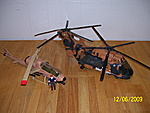 Vintage and 25th Anniversary Vehicle and Figure Lots-joe-copter.jpg