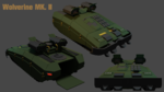 I too have been playing with 3D tools to make my own vehicles/revisions!-wolverine_mk2.png