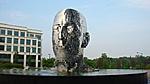 Destro Statue in Charlotte-destro.jpg