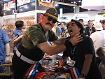 SGT. SLAUGHTER at Comic Con 07'-img_0705.jpg