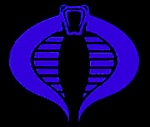 Hiss Tank.com Live Action G.I. Joe Movie Script Review-gi-joe-25th-logo-blue-cobra.jpg
