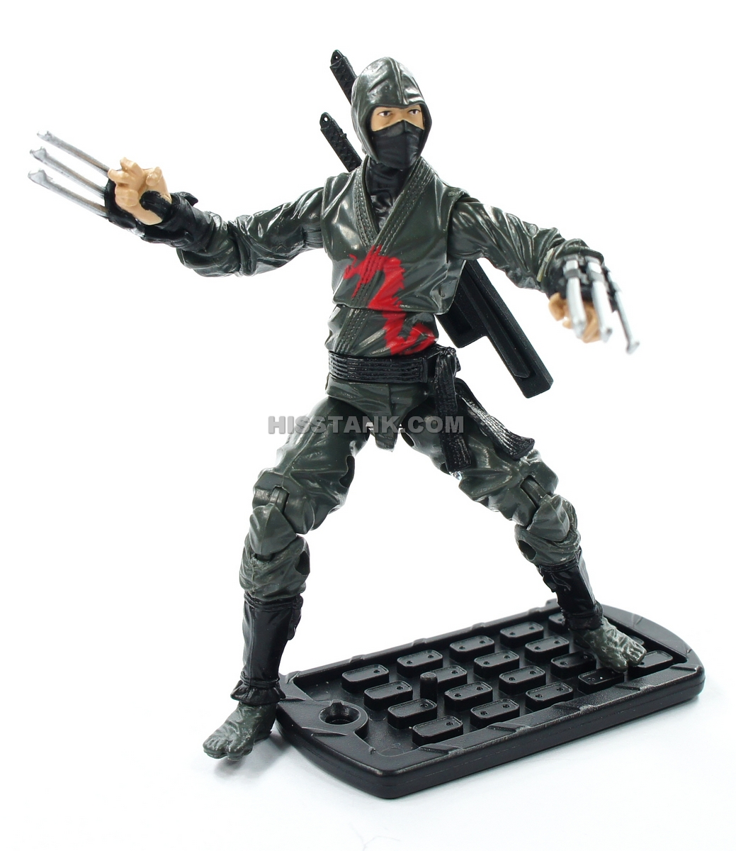 Joe Retaliation Dark Ninja Hand Images 001 Gijoe Movie Naruto Rise