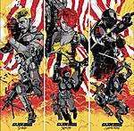 GIJOE AcidFree New Screenprint Images Snake Eyes-3-poster-gijoe-acid-free-set.jpg