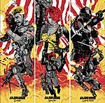 GIJOE AcidFree New Screenprint Images Snake Eyes-3-poster-gijoe-acid-free-set.jpg