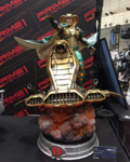 Prime 1 Studio Serpentor and Destro statues at Winter Wonderfest 2017-prime1studio_gi_joe_cobra_serpentor_statue.png