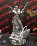 Prime 1 Studio Serpentor and Destro statues at Winter Wonderfest 2017-prime1studio_gi_joe_cobra_destro_statue.png