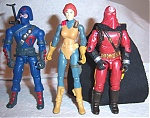 G.i. Joe 25th Anniversary Scarlett Review And More-100_0305.jpg