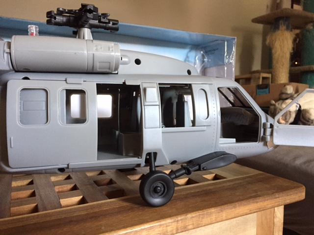 Motor Max Black Hawk Helicopter review - HissTank com