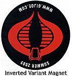 Hasbro Toy Shop G.I.Joe Cobra Logo Movie Promo Magnet Review-temp006v.jpg